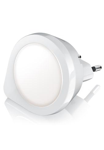 BEARWARE Nachtlicht mit integriertem Dämmerungs - /Helligkeitssensor »Nachtlampe mit warmweißen LED« kaufen