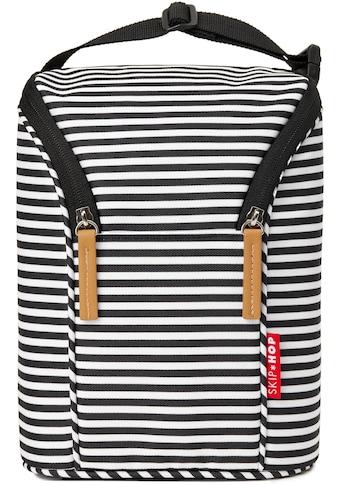 Skip Hop Kinderwagen-Tasche »Fläschchentasche Grab & Go, schwarz/weiß«, mit... kaufen