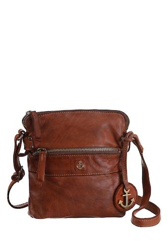 HARBOUR 2nd Mini Bag »B3-5775 al-Taliza«, aus Leder mit typischen Marken-Anker-Label und Schmuckanhänger kaufen