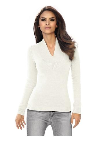 V - Pullover mit Kaschmir kaufen