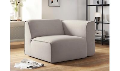 """COUCH♥ Sessel »Fettes Polster«, als Modul oder separat verwendbar, viele Module für individuelle Zusammenstellung s. """"Fettes Polster""""  COUCH Lieblingsstücke kaufen"""