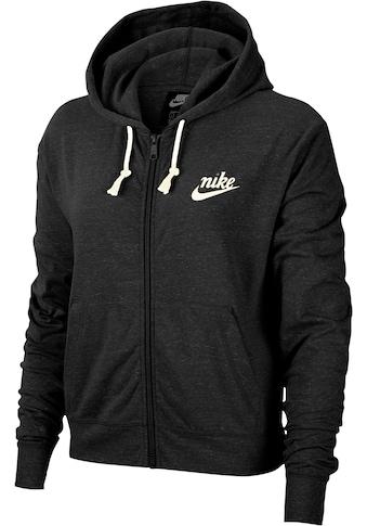 Nike Sportswear Kapuzensweatjacke »Gym Vintage Women's Full-Zip Hoodie« kaufen