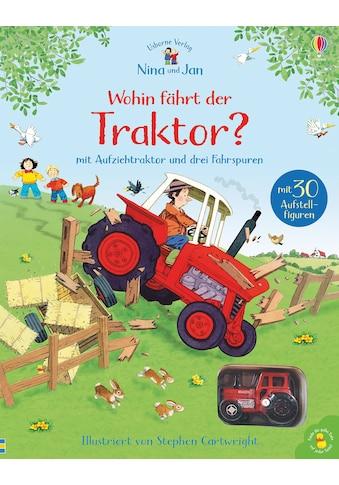 Buch »Nina und Jan: Wohin fährt der Traktor? / Gillian Doherty, Heather Amery, Stephen Cartwright« kaufen