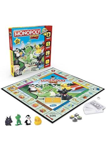 Hasbro Spiel »Monopoly Junior«, Made in Europe kaufen