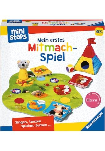 Ravensburger Spiel »ministeps®, Mein erstes Mitmach-Spiel«, Made in Europe, FSC® -... kaufen