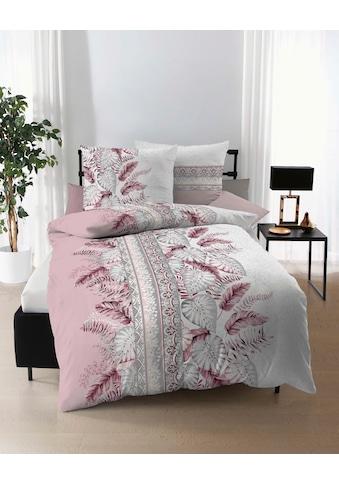 Kaeppel Bettwäsche »Sara«, mit Blättern kaufen