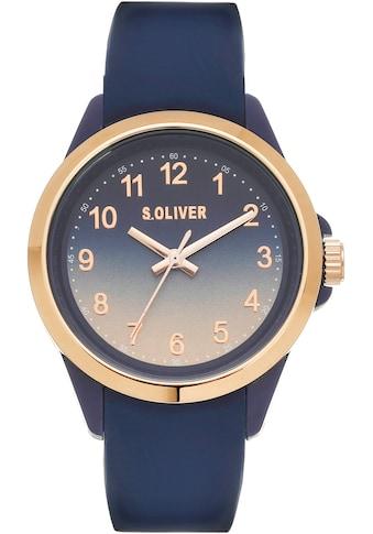 s.Oliver Quarzuhr »SO-4267-PQ« kaufen