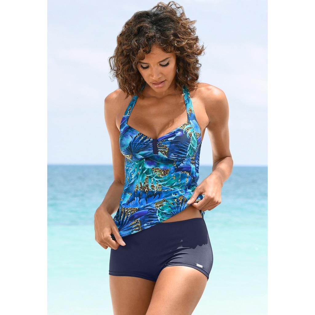 LASCANA Tankini, mit Hotpants
