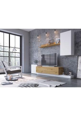 my home Wohnwand »Rimini« (Set, 4 - tlg) kaufen