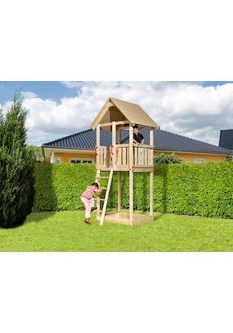 WEKA Spielturm »Tarpan«, BxHxT: 100x331x146 cm kaufen
