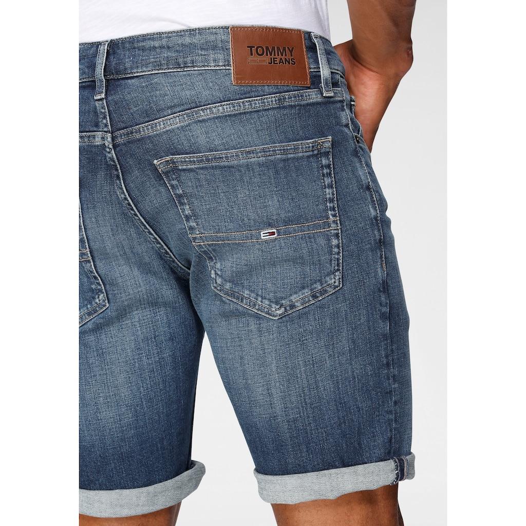 Tommy Jeans Jeansshorts »SCANTON SLIM SHORT«