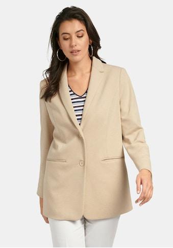 Anna Aura Sweatblazer »Jersey-Blazer«, mit Paspeltaschen kaufen