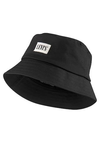 Levi's® Fischerhut, REVERSIBLE SERIF BUCKET HAT kaufen