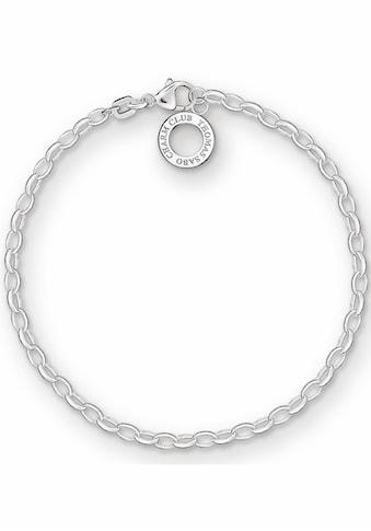 THOMAS SABO Charm-Armband »Classic, X0163-001-12« kaufen