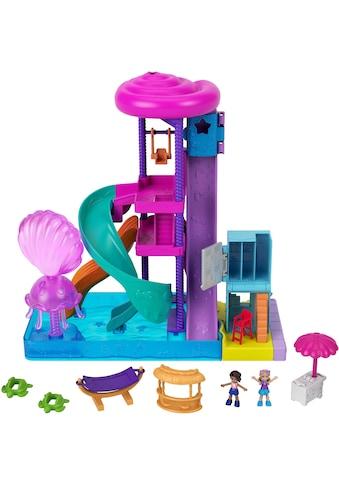 Mattel® Spielwelt »Polly Pocket Rutschspaß-Wasserpark« kaufen