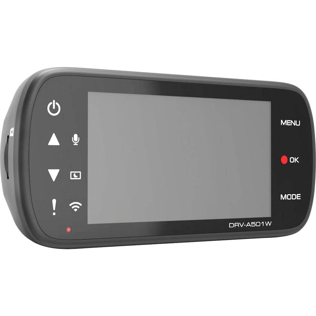 Kenwood Dashcam »DRV-A501W«, WQHD, WLAN (Wi-Fi)