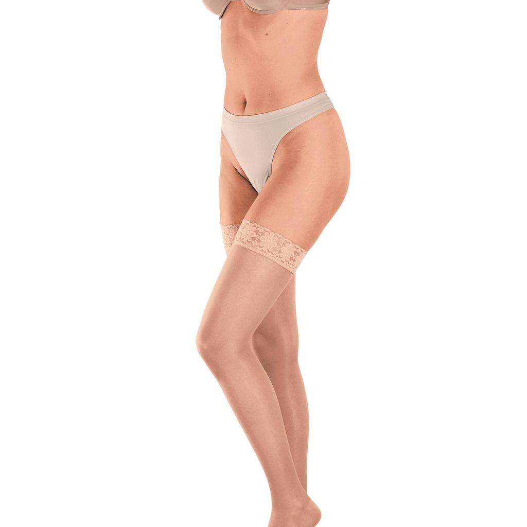Strümpfe, (1 Paar)