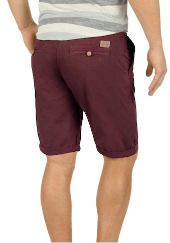 Blend Chinoshorts »Clemens«, kurze Hose mit Gürtel kaufen