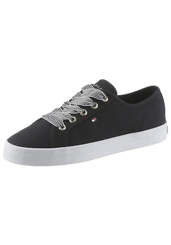 TOMMY HILFIGER Sneaker »ESSENTIAL NAUTICAL SNEAKER«, im Basic-Look kaufen