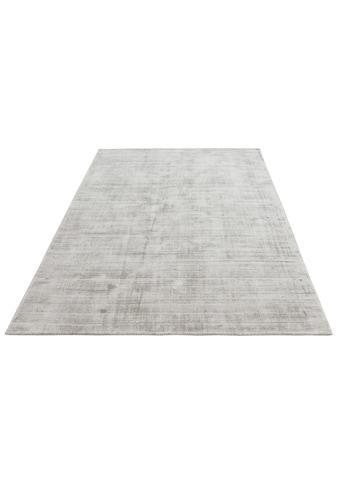 Leonique Teppich »Soley«, rechteckig, 12 mm Höhe, Seiden-Optik, Wohnzimmer kaufen
