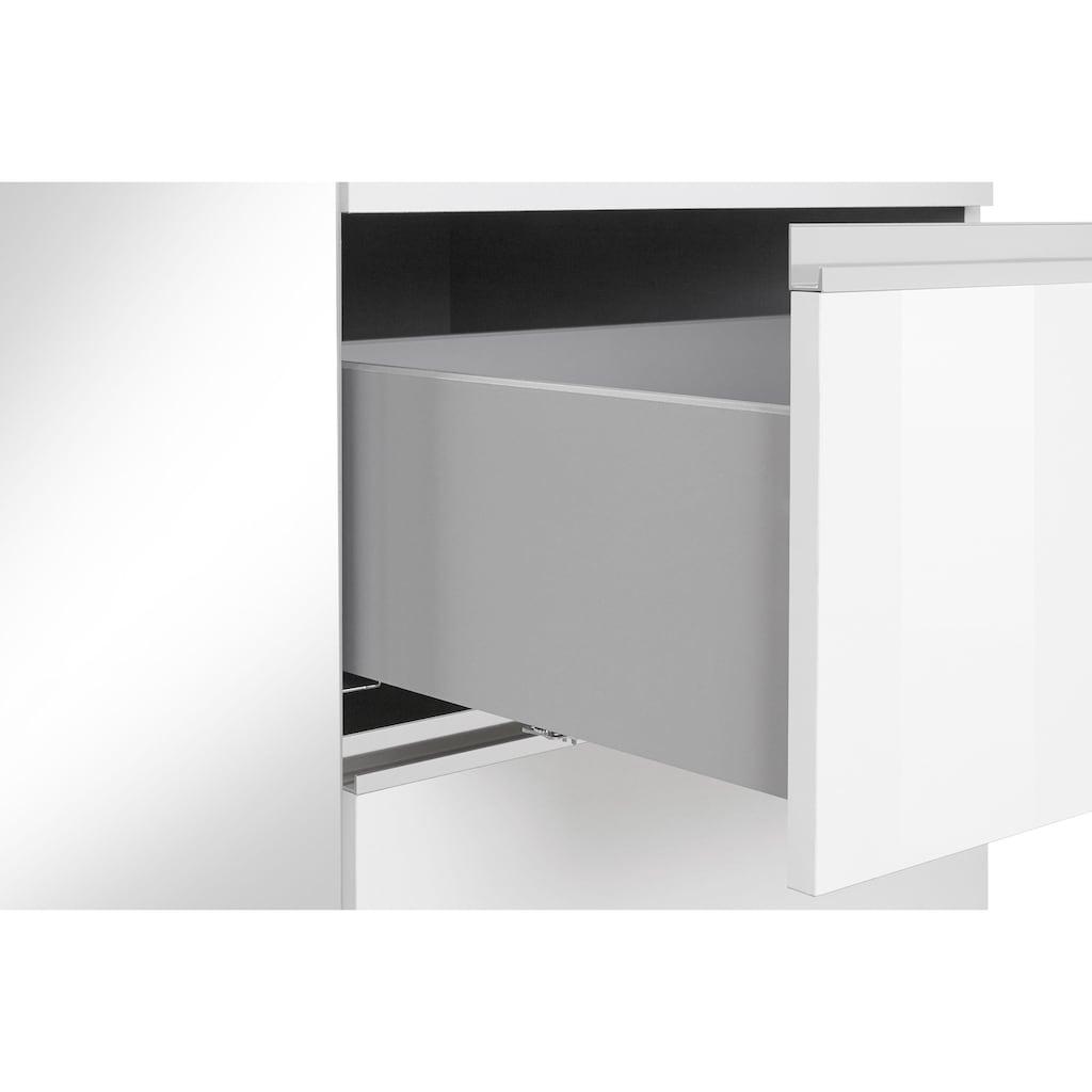 Fresh To Go Kleiderschrank »Level«, mit Glastüren