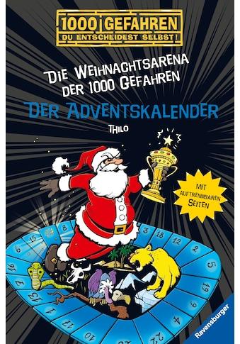 Buch »Der Adventskalender - Die Weihnachtsarena der 1000 Gefahren / THiLO, Stefani... kaufen