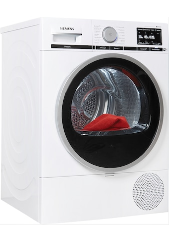 SIEMENS Wärmepumpentrockner »WT47XE40«, iQ800, mit intelligentCleaning System kaufen