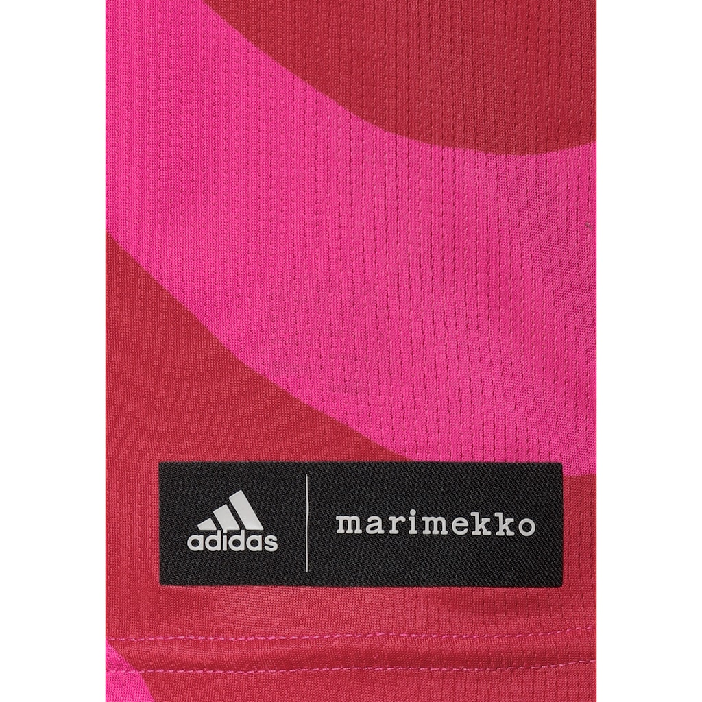 adidas Performance Laufshirt »ADIDAS x MARIMEKKO FAST TEE WOMEN«