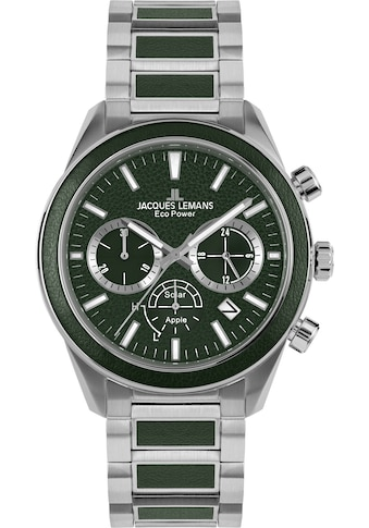 Jacques Lemans Chronograph »Eco Power Solar Apple, 1-2115G« kaufen