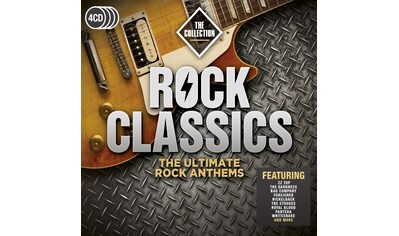 Musik-CD »Rock Classics:The Collection / Various« kaufen