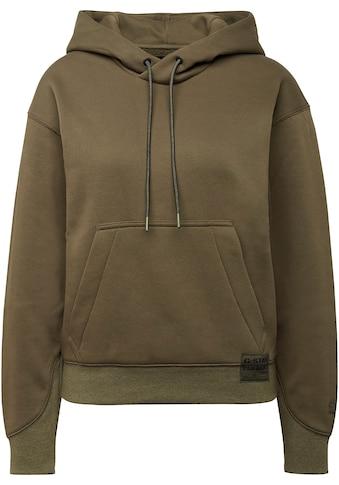 G-Star RAW Kapuzensweatshirt »Premium Core Hooded Sweatshirt«, mit Kängurutasche und... kaufen