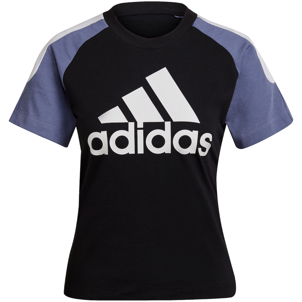 adidas Performance T-Shirt »Colorblock T-Shirt«
