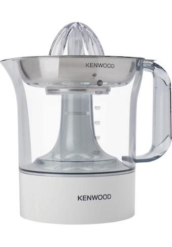 KENWOOD Zitruspresse »JE290A«, 40 W kaufen