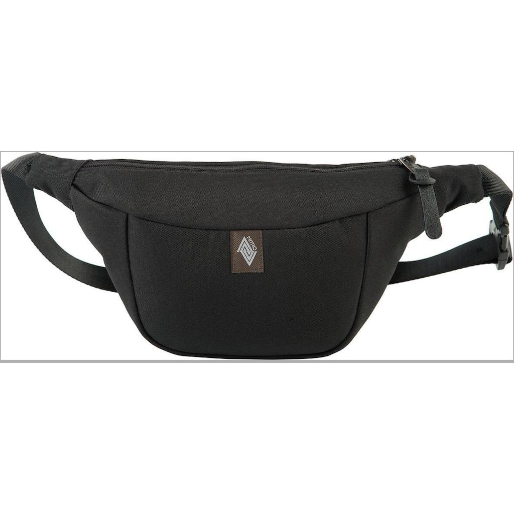 NITRO Gürteltasche »Hip Bag, True Black«