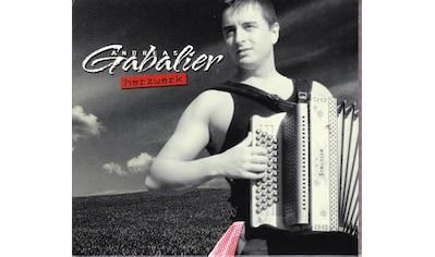 Musik-CD »HERZWERK (A) / Gabalier,Andreas« kaufen