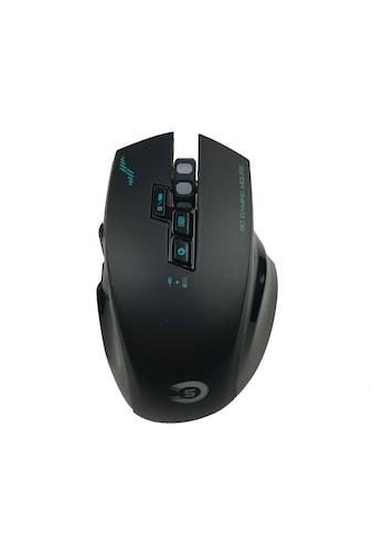 Hyrican Gaming-Maus »ST-001R«, kabellos, 0.5 MHz kaufen