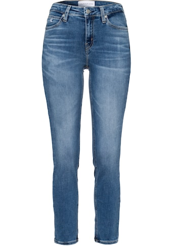 Calvin Klein Jeans 5-Pocket-Jeans »MID RISE SKINNY ANKLE« kaufen