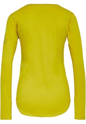 G-Star RAW Langarmshirt »L-Shirt Rolled«, mit Rollkanten an den Saumabschlüssen kaufen