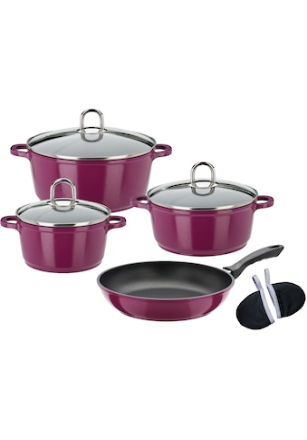 GSW Topf - Set »Gourmet Premium Color« (Set, 9 - tlg.) kaufen
