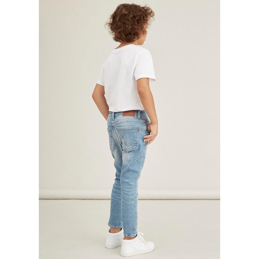 Name It Stretch-Jeans »NKMBABU DNMTARTYS 1461 P«