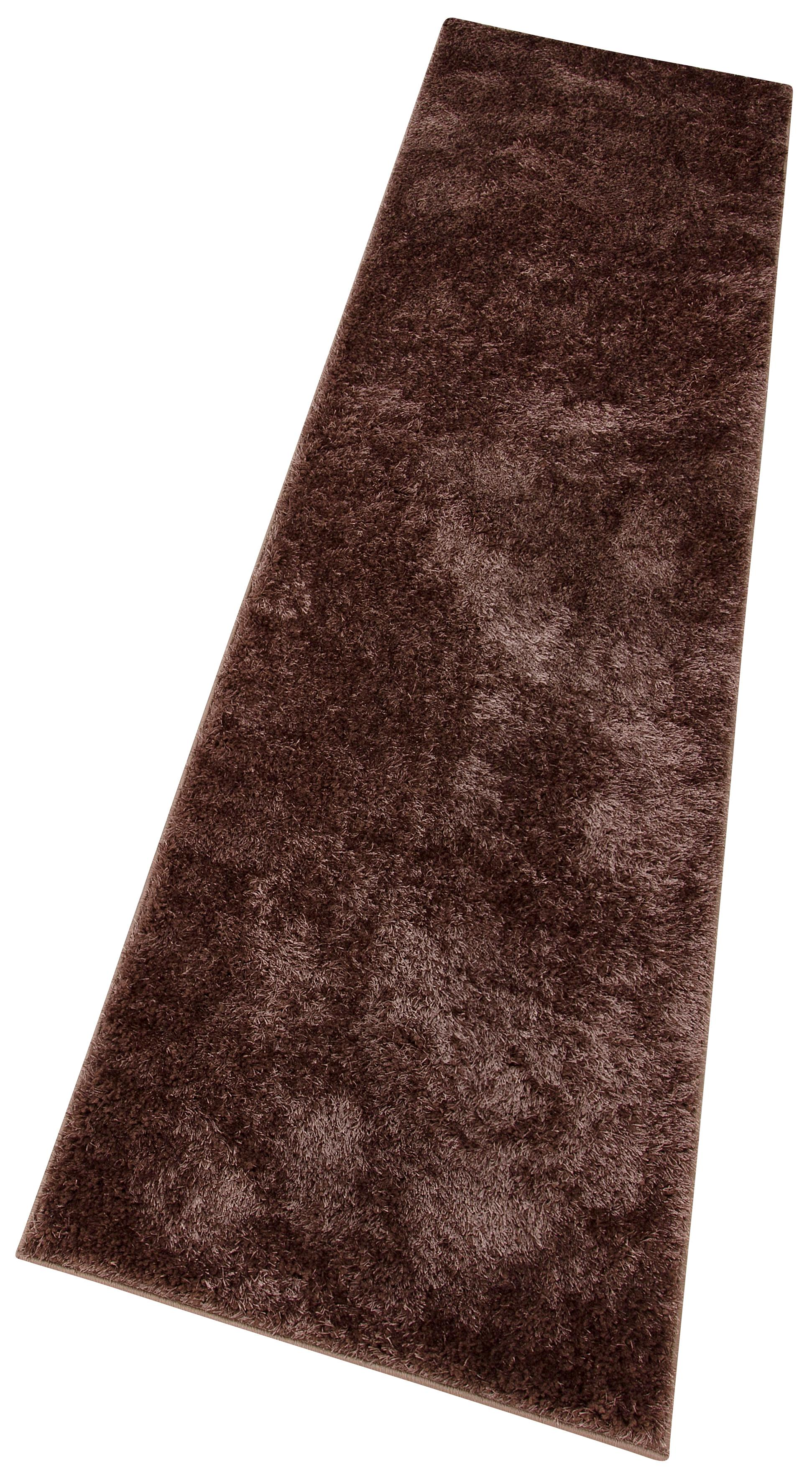 Hochflor-Läufer Mikro Soft Ideal my home rechteckig Höhe 30 mm maschinell gewebt