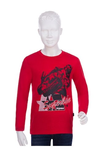 Trigema Rundhalsshirt, für Motorrad-Fans kaufen