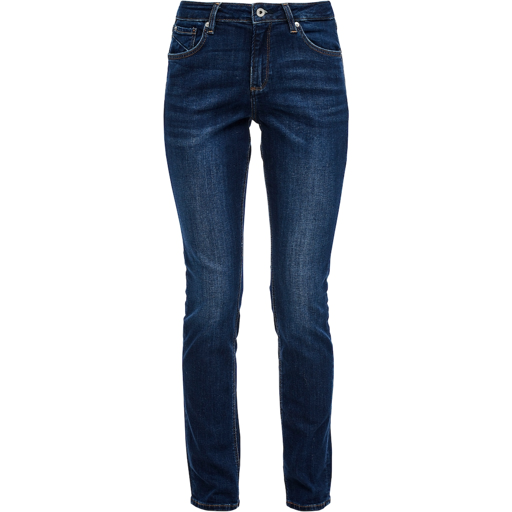 Q/S designed by Slim-fit-Jeans »Catie Slim«, in typischer 5-Pocket Form