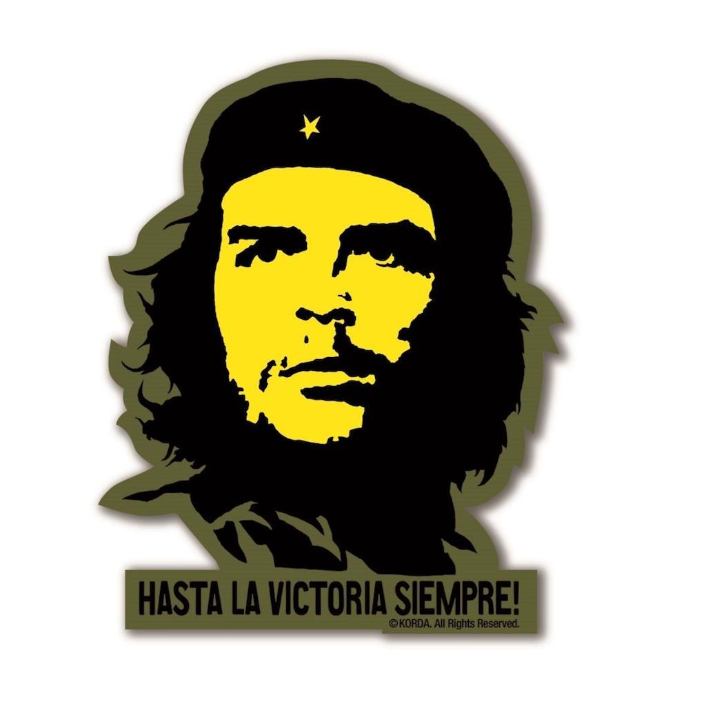LOGOSHIRT Kühlschrankmagnet mit Che Guevara-Motiv