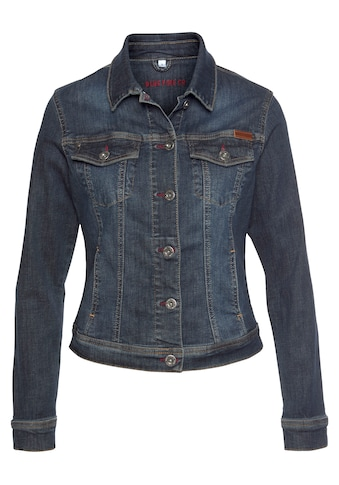 BLUE FIRE Jeansjacke »GIPSY«, aus elastischer Denim-Qualität kaufen