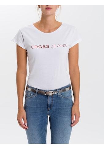 Cross Jeans® Ledergürtel »0422K«, Glänzende Lackoptik kaufen