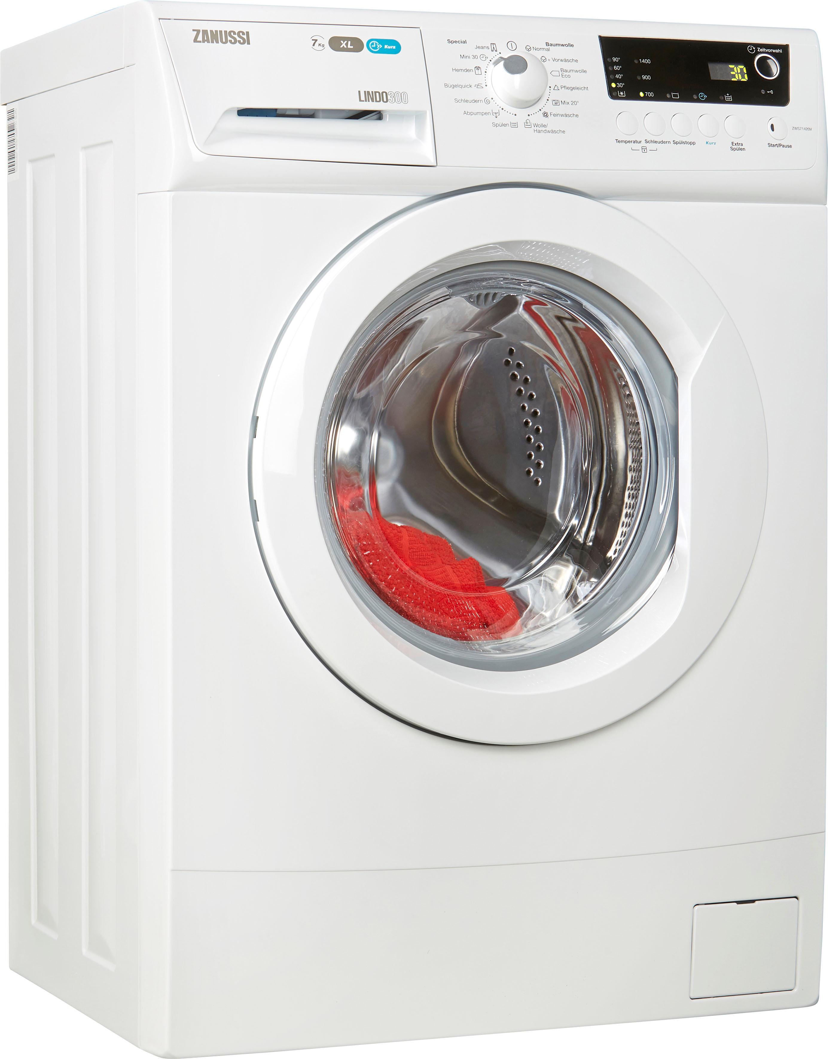 Ottoversand Waschmaschine