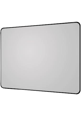 TALOS Komplett - Set: Spiegel »Black Living«, matt schwarzer Aluminiumrahmen kaufen
