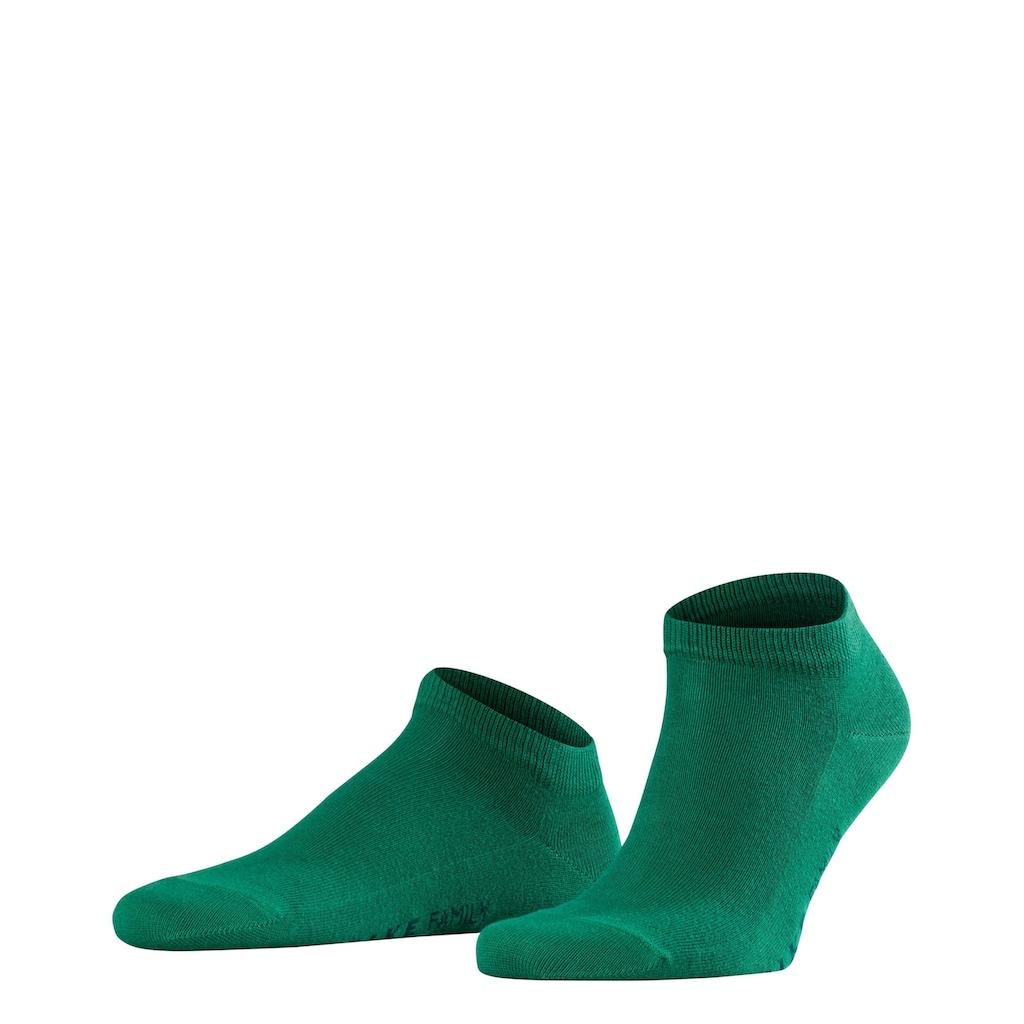 FALKE Sneakersocken »Family«, (1 Paar), mit Baumwolle