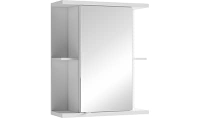 Homexperts Spiegelschrank »Nusa«, Breite 60 cm, mit großer Spiegeltür und viel Stauraum kaufen